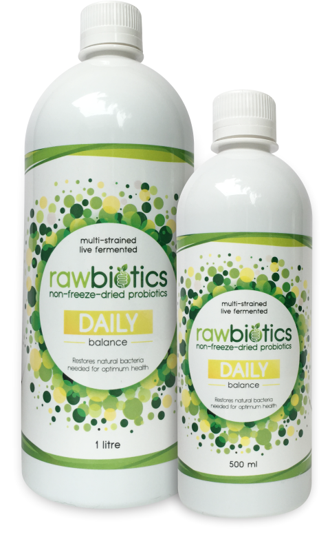 rawbiotics daily