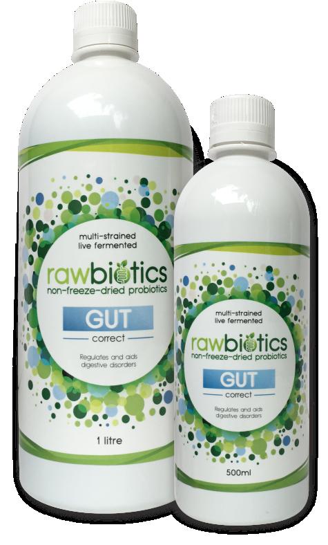 rawbiotics gut